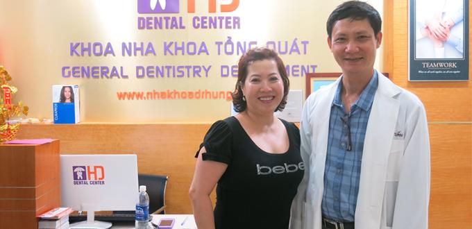 Chị Huỳnh Thanh Thúy - Việt kiều Mỹ