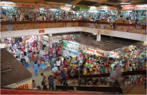 địa điểm mua sắm tại TPHCM