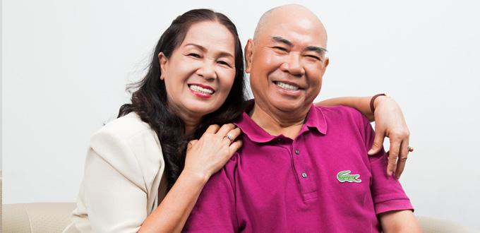 Cả gia đình tôi – 3 thế hệ đều đã chữa răng ở BS Hùng
