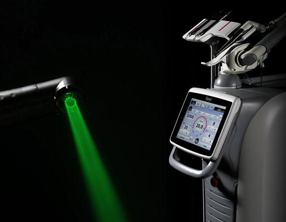 Máy laser Fotona (công ty sản xuất máy laser hàng đầu ở Châu Âu) để điều trị giảm nhanh ê buốt răng