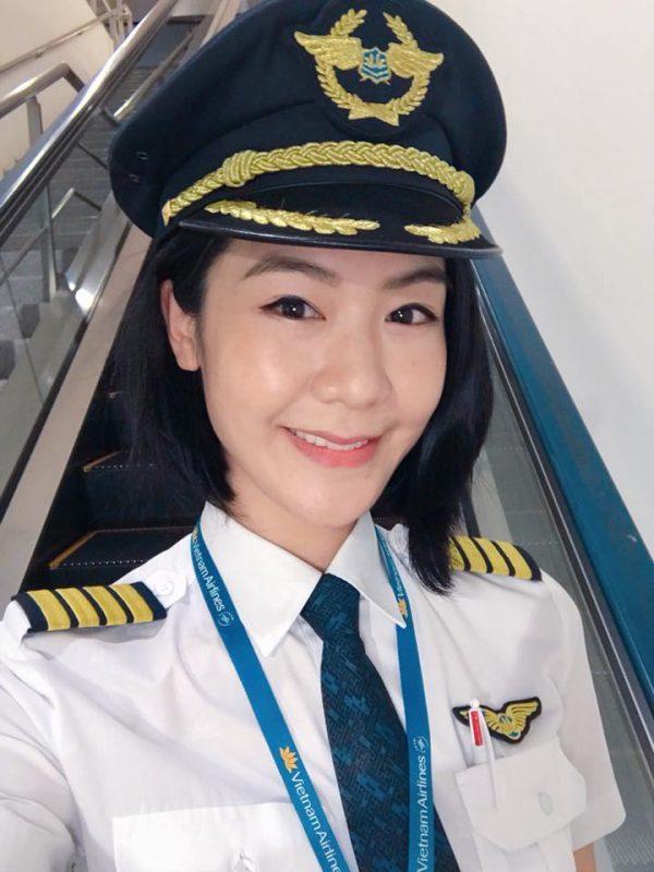 nụ cười của Huỳnh Lý Đông Phương