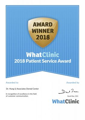 WhatClinic 2018