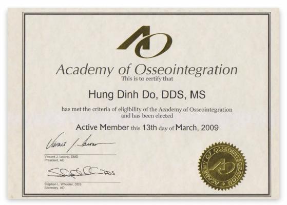 Bác sĩ Đỗ Đình Hùng