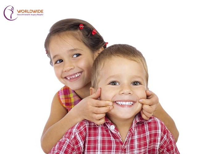 chữa tủy răng sữa