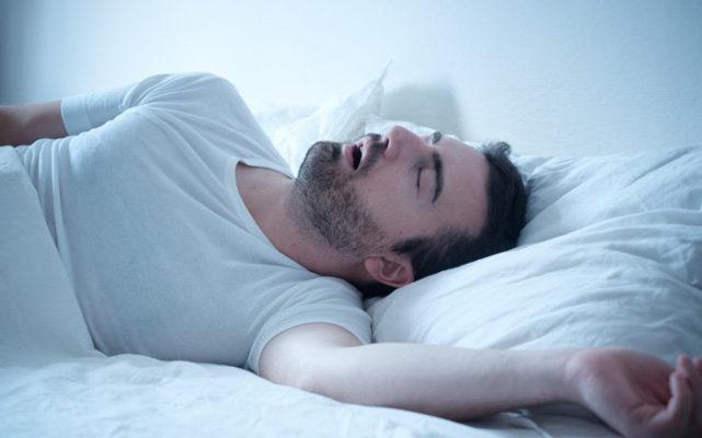 ngủ ngáy