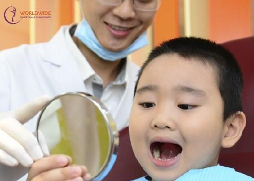 khoa răng trẻ em