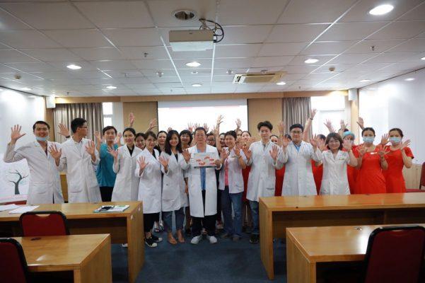 Bệnh viện Worldwide tuyển dụng