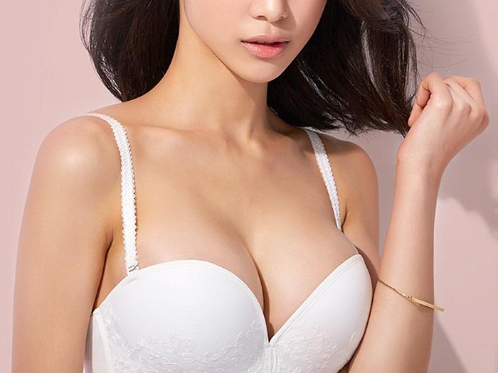 Cách nâng ngực phổ biến hiện nay