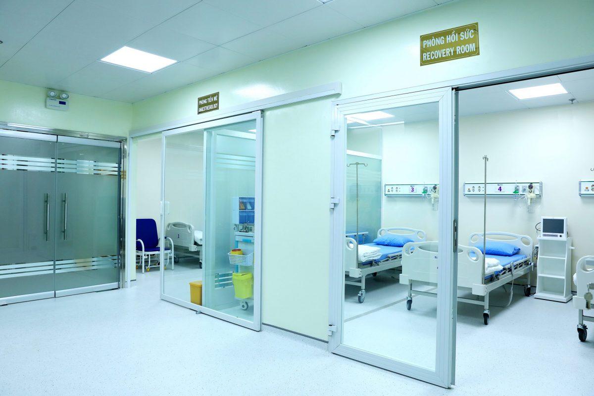 Dịch vụ an toàn cơ sở vật chất hiện đại tại Bệnh viên WorldWide