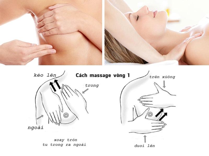 Massage thu nhỏ ngực