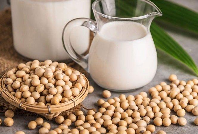 Sữa đậu nành cải thiện vòng 1