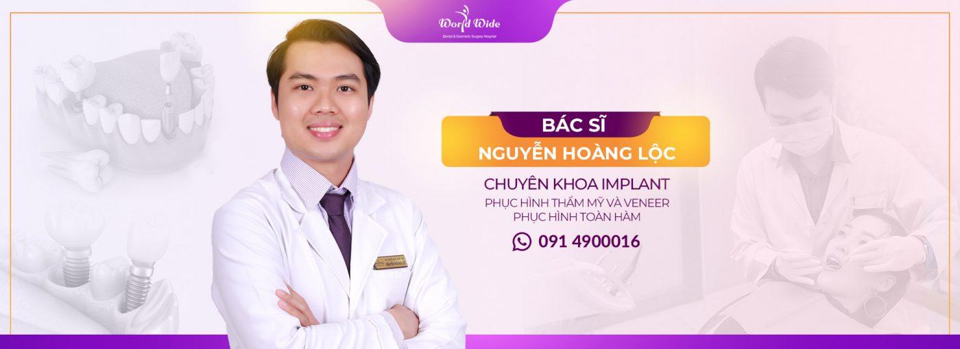 Bác sĩ Nguyễn Hoàng Lộc