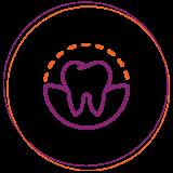 Răng trẻ em không đau